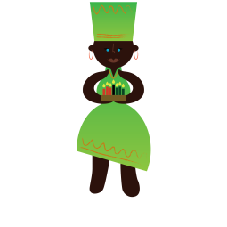 Green Woman-01