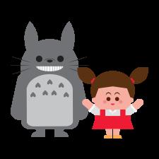 Friendship Day 2018 Totoro-01