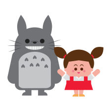 Friendship Day 2018 Totoro-01
