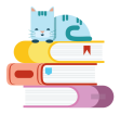 Book Lovers Day 2018 Cat-01