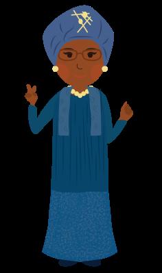 Ellen Johnson Sirleaf Only-01
