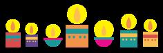 Diwali 2018 Candles-01