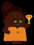 Kwanzaa 2018 Lady 1-01