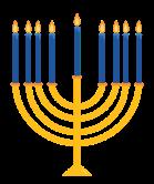 Hanukkah 2018 Hanukkiah-01