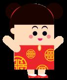 Chinese New Year 2019 Girl-01
