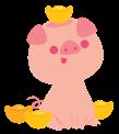 Chinese New Year 2019 Piggy-01