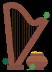 St. Patrick's Day 2019 Harp-01