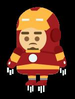 Avengers Endgame 2019 Iron Man-01