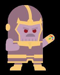 Avengers Endgame 2019 Thanos-01