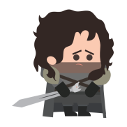 Game of Thrones 2019 Jon-01