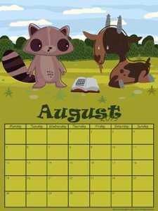 August 2019-Journal