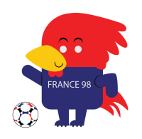 Women World Cup 2019 Daddy Footix-01