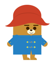 Book August 2019 Paddington - A Bear Called Paddington-01