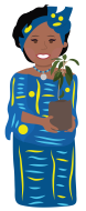 Women October 2019 Figure - Wangari Maathai-01