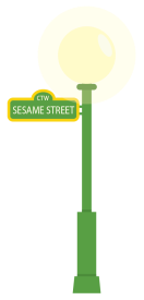 Sesame Street 2019 Lamp Post-01