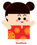 Chinese New Year 2019 Girl-01